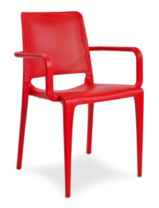 Krzesło Hall z podłokietnikiem Image