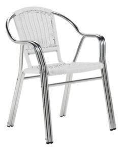 Krzesło kawiarniane Toralla technorattan Image