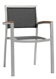 Krzesło aluminiowe Monaco Image
