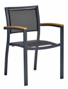 Krzesło aluminiowe Monaco Premium Image