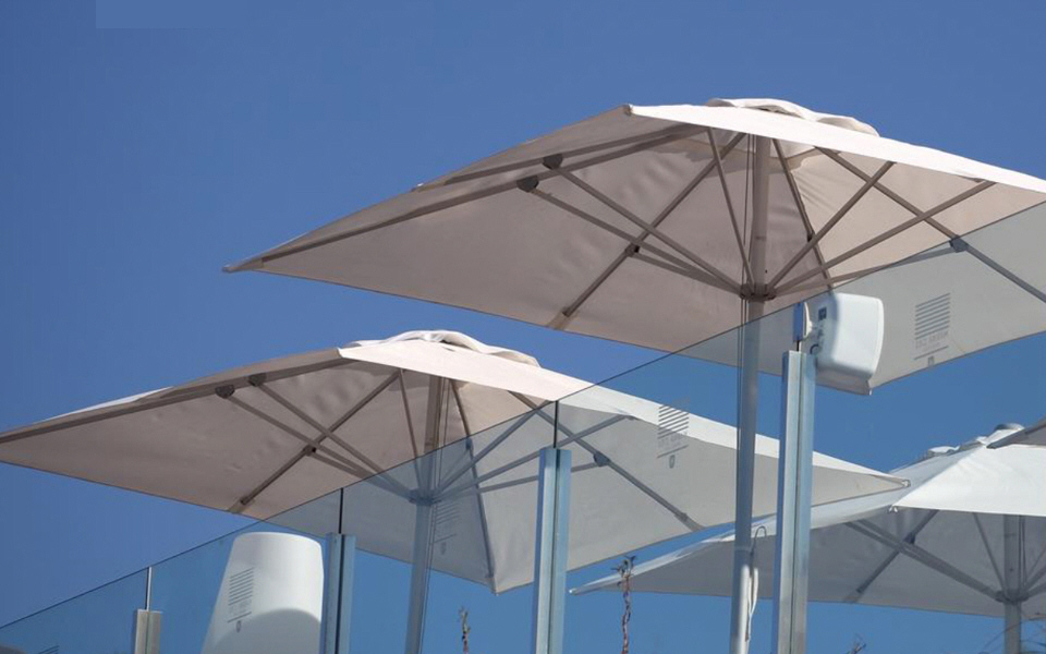 Profesjonalne parasole kawiarniane i ogrodowe