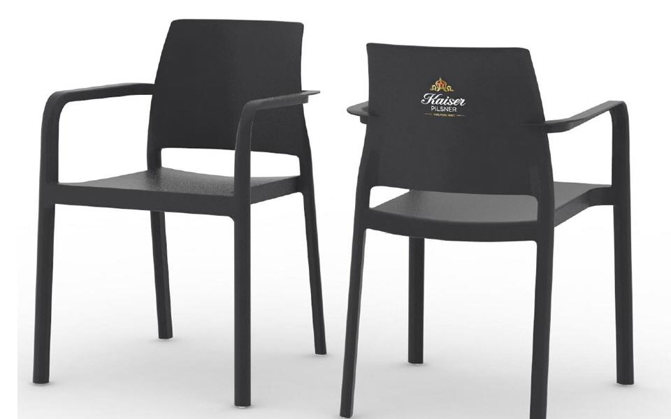 POLECANY PRODUKT nowość 2017 - krzesła DOCK
